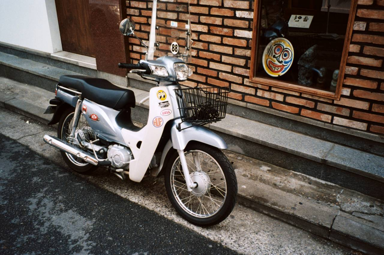 Custom Honda Super Cub 110 Md110 From All Around The World Webike